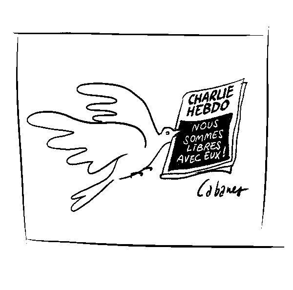 #Charlie #CharlieHebdo #jesuisCharlie