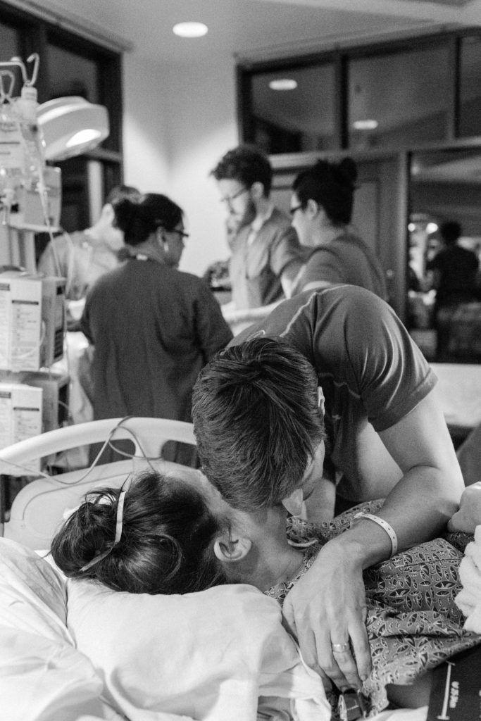 My baby's birth story - 32 week preemie