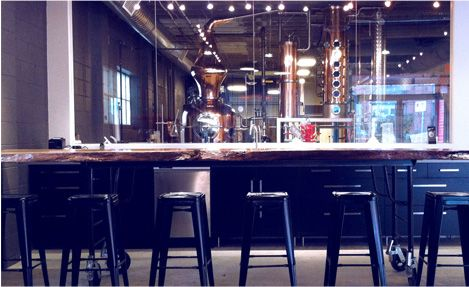 Longtable Distillery Visits + Tastings (Every Friday - Gin & Tonic Fridays!)