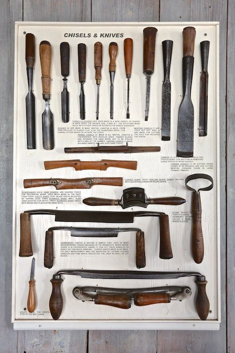 carpentry tools history - Google'da Ara                                                                                                                                                                                 More
