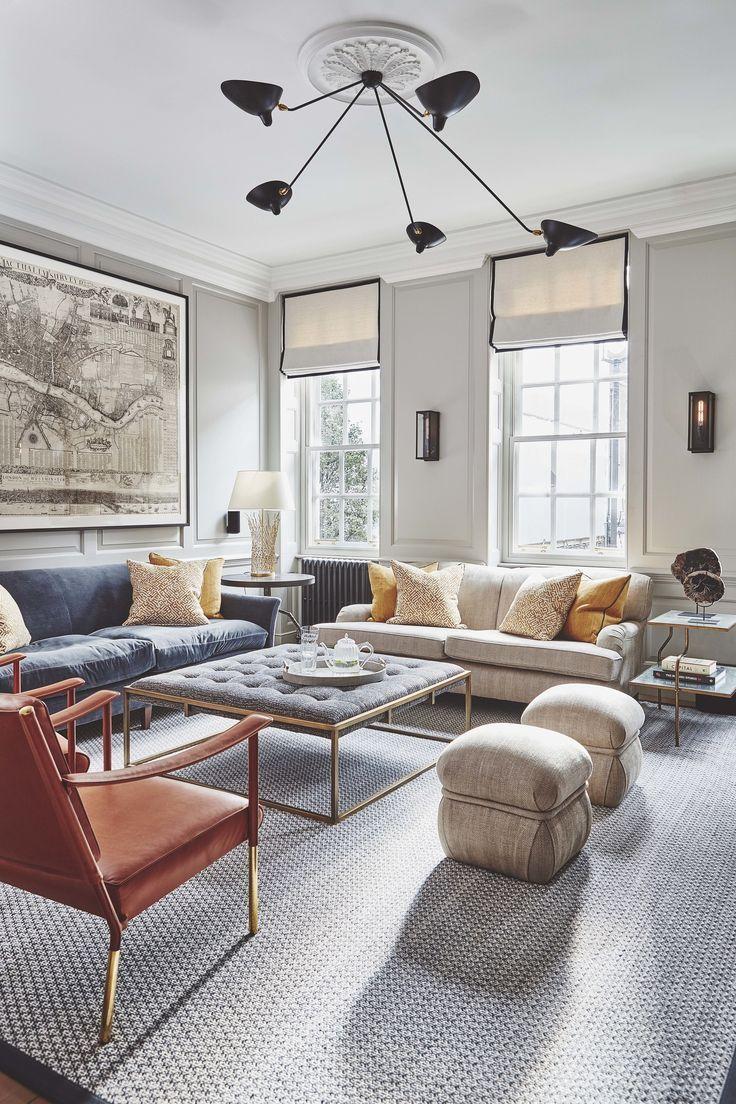 30 Best Living Room Decorating Ideas & Designs   ☆ Interior ...