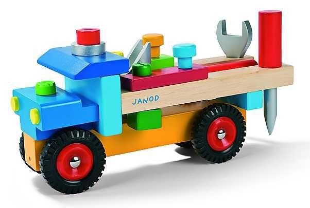 Jucarie Camion cu unelte -