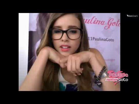 Un dia con Paulina Goto - YouTube
