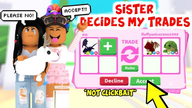 Pin by Veronica Chavez Ledoux on Roblox in 2020 Adoption