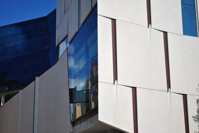 Hawke Building facade detail