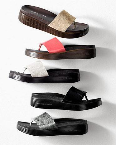 Hiking sandals - photo