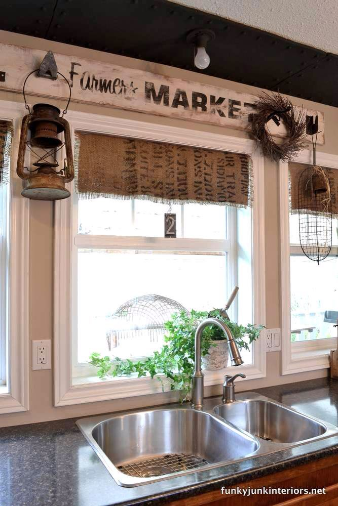Cute decor for the kitchen!                                                                                                                                                      More