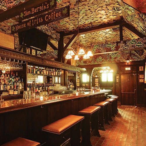 8 of America's Longest-Running Irish Pubs: These watering holes prove that age is just a number, and everything's better with a good ale in hand.