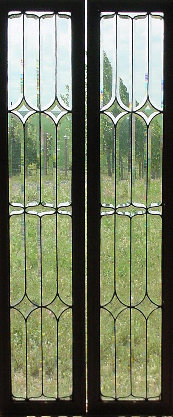 1000 ideas about beveled glass on pinterest trinket for 15 panel beveled glass door