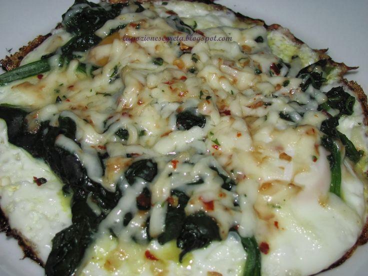 La Pozione Segreta: Uova fritte con spinaci e primosale al peperoncino...  http://lapozionesegreta.blogspot.com/2014/12/uova-fritte-con-spinaci-e-primosale-al.html