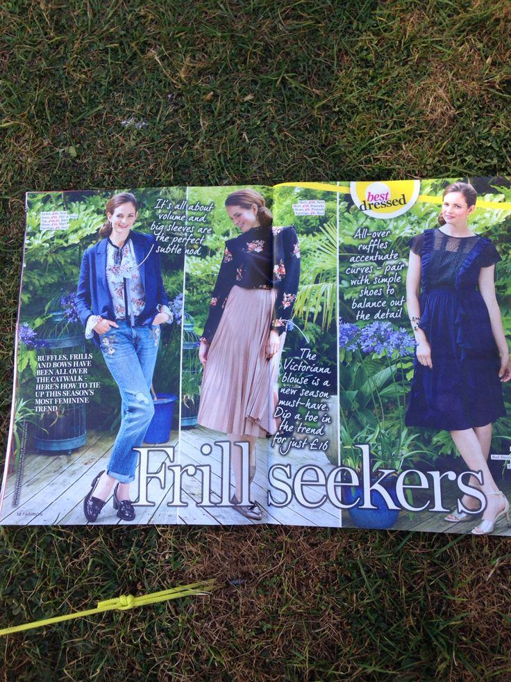 Frills - best magazine