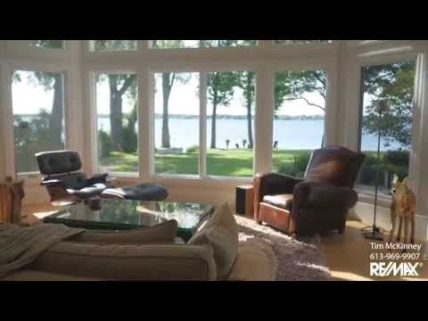 SOLD! A Dream Home! Located on the beautiful Bay of Quinte in Belleville, ON. Check out our video to see all the amazing features this home has to offer