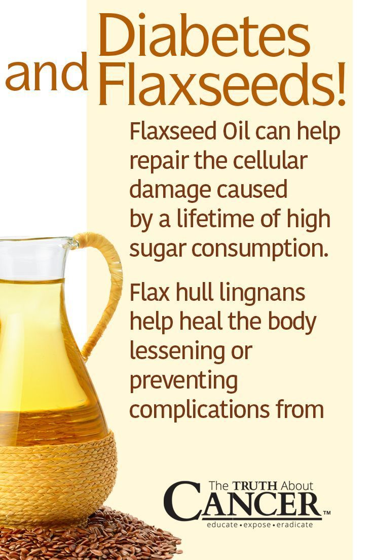 "Flaxseed is so great in so many different ways. Make sure you incorporate it into your regimen. ""Flaxseed Oil can help repair the cellular damage caused by a lifetime of high sugar consumption. Flax hull lingnans help heal the body lessening or preventing complications from Diabetes."" Learn more about the health benefits of flaxseed by clicking on the image above! Please re-pin. Together we can educate the world about healthy lifestyle!"
