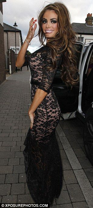 Danni Park-Dempsey and Chloe Sims went all out in long gowns for their cast night out at Sugar Hut