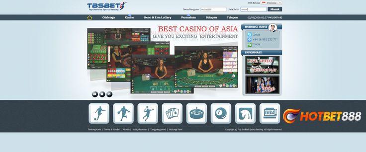 Agen TBSBET Terpercaya merupakan sebuah situs permainan online yang saat ini banyak dicari. Situs ini memiliki banyak sekali variasi permainan judi yang menarik dan juga seru dan pastinya membuat member terus ingin bermain atau dengan kata lain ketagihan.