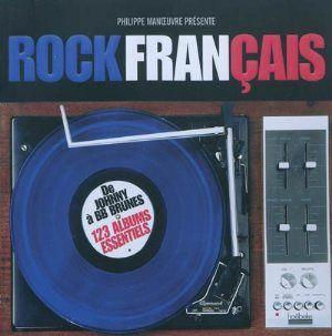 Rock français, Philippe Manoeuvre, Livres, LaProcure.com