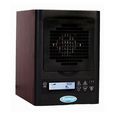 Six Stage Portable Electronic Air Purifier with HEPA Filter 20KV Ionizer and Two Plate Ozone Generator