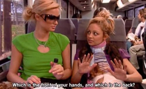 Ridiculous sh!t Paris Hilton and Nicole Richie said on 'The Simple Life' (19 photos) – theBERRY