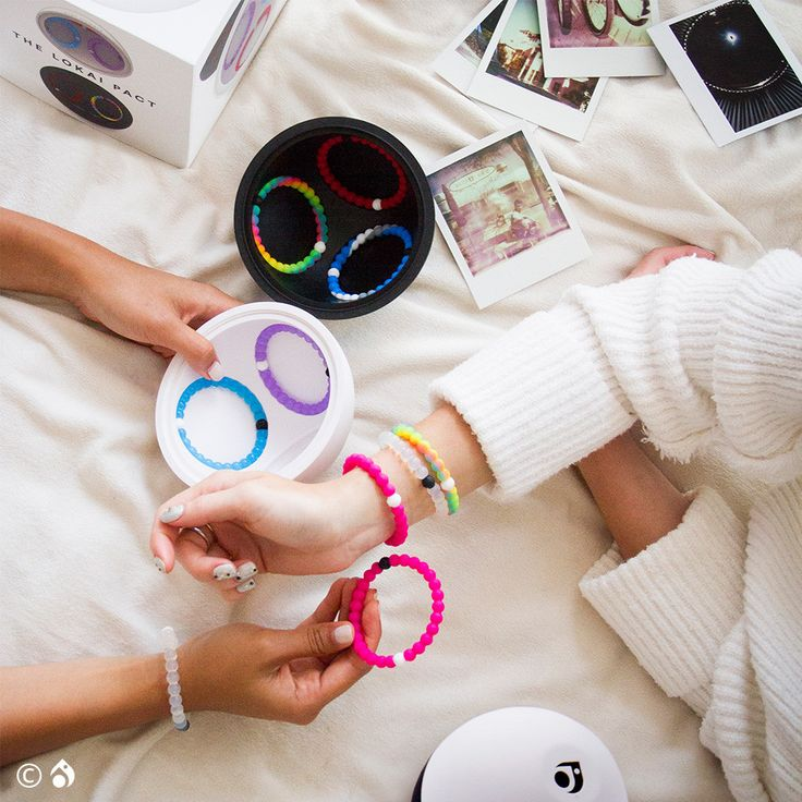 Get the Lokai Pact now