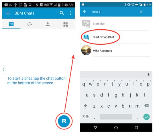 BBM is Fit for Companies and Friends to Collaborate