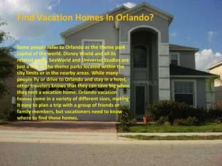 vacation homes,for sale in Orlando, homes for sale