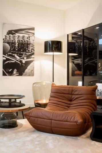 Luxusní belgický ručně vyrobený béžový koberec JoV. / Luxury hand made beige JoV rug. http://www.bocapraha.cz/cs/aktualita/54/kouzlo-pritazlivosti-belgickych-kobercu-jov/