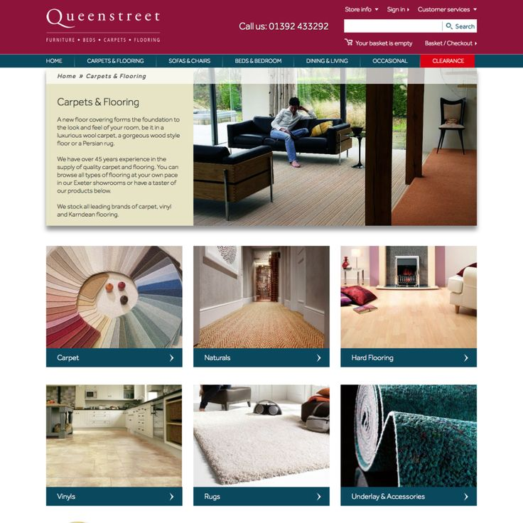 Queenstreet Website