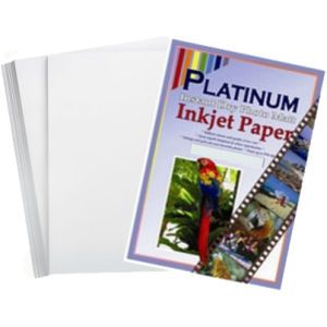 A4 Double Sided Matt Inkjet Paper  - 100 Sheets Of 160gsm Printer Paper