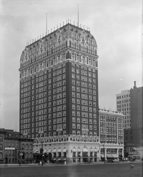 17 best images about edwardian chicago on pinterest for Avenue hotel chicago