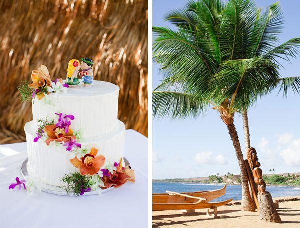 Destination Wedding At The Old Lahaina Luau Maui Hawaii By Photographer Sposto Photography