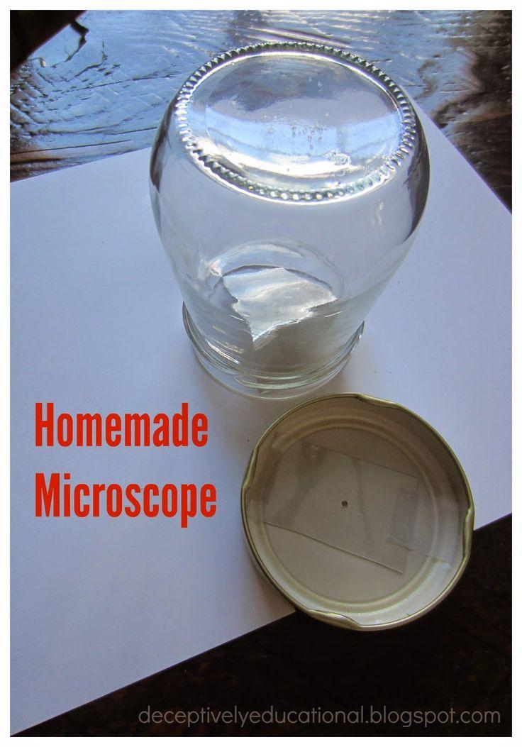 Homemade Microscope