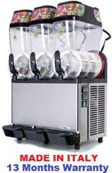 GBG Granitime 3-SFF Slushy Machine   Slushy & Dispenser & Juicer   Hoskit Online Store   Sydney, Melbourne, Perth, Brisbane