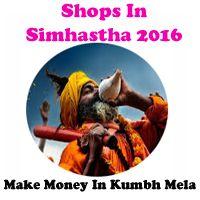 Shops For Simhastha 2016 In Ujjain Kumbh Mela