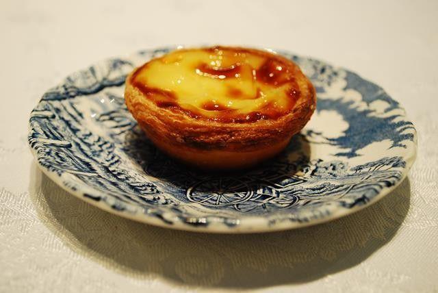 O melhor Pastel de Nata do Brasil! Venda on line doces portugueses.