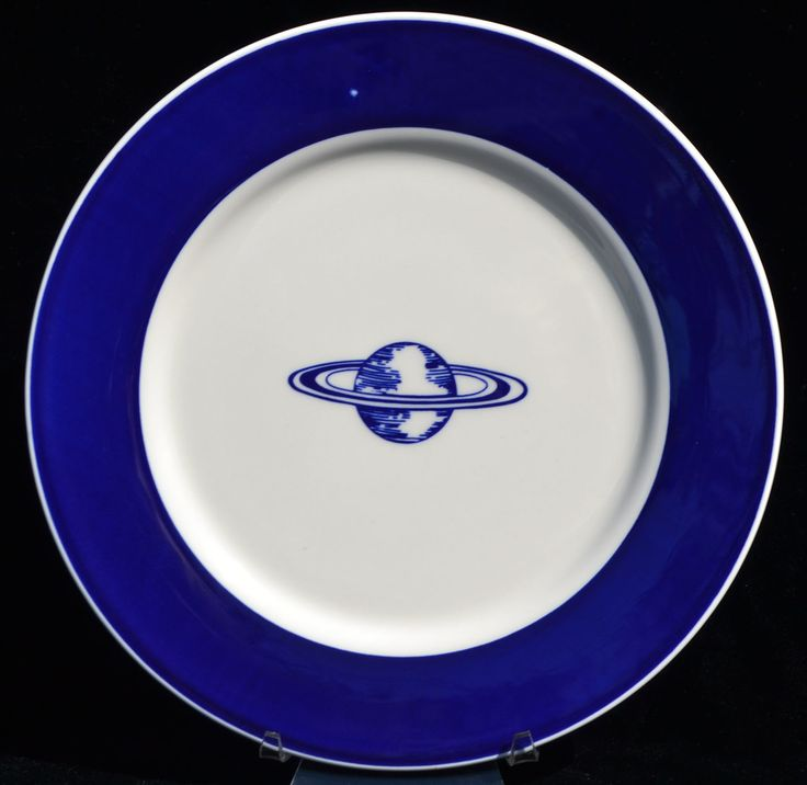 The Saturn Club - Buffalo China   Collectors Weekly