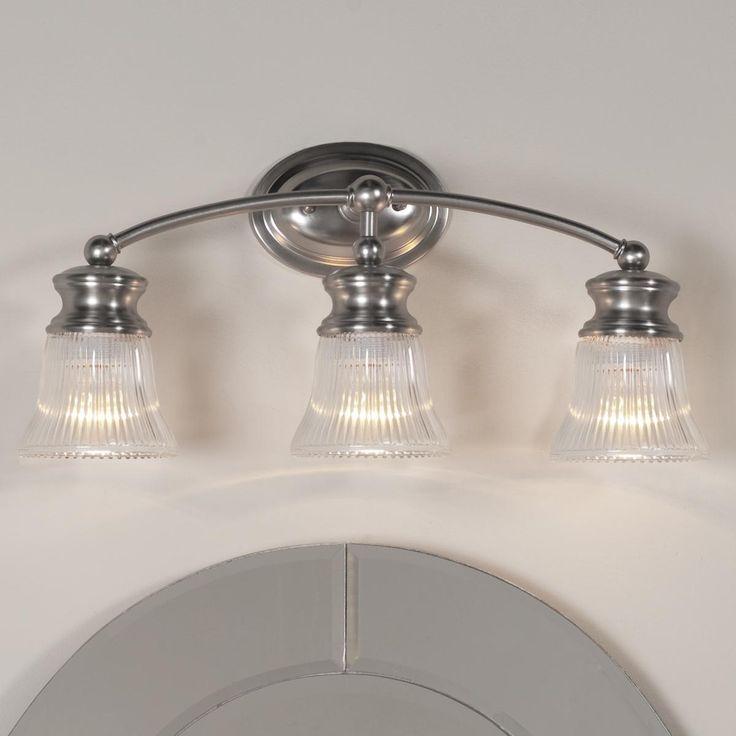 Wonderful How To Finish A Basement Bathroom  Vanity Light Wiring
