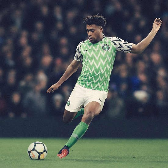 Nigeria 2018 World Cup Home Kit Revealed - Footy Headlines