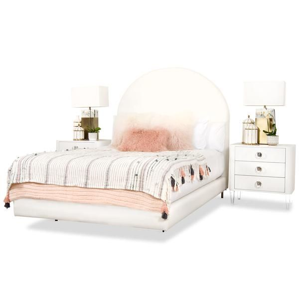 Acapulco Bed Modern Beds Headboards All Modern Furniture