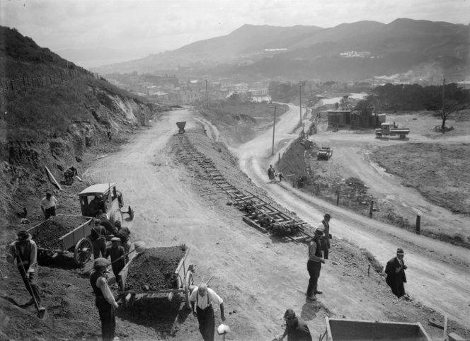 Hutchison Road, Newtown, Wellington