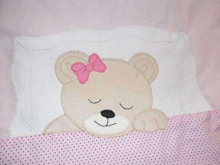 What an adorable little bear!!