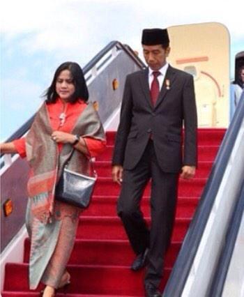 Iriana Jokowi | Bandar Seri Begawan