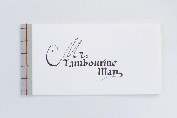 Stef Verberk - Mr Tambourine Man