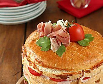 Panettone gastronomico di Massari