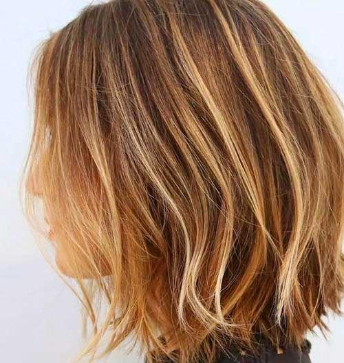 New Short Dark Blonde Hairstyles | http://www.short-hairstyles.co/new-short-dark-blonde-hairstyles.html