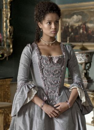 WOW! A film is in production about Dido Elizabeth Belle, the mixed-race daughter of Admiral Sir John Lindsay.