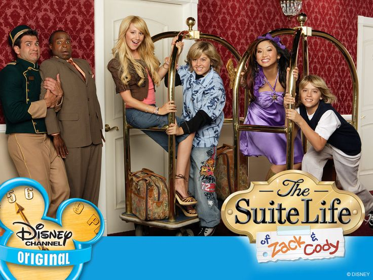 The Suite Life Of Zack And Cody <3