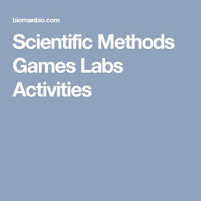 scientific methods Science fair and research projects apply the scientific method here's an explanation of the scientific method and how the scientific method is used.