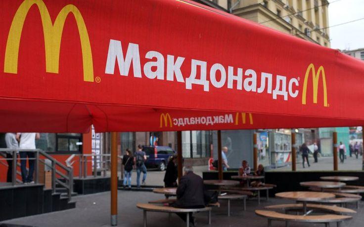 Russia Shuts Down McDonald's Franchises - The Daily Beast
