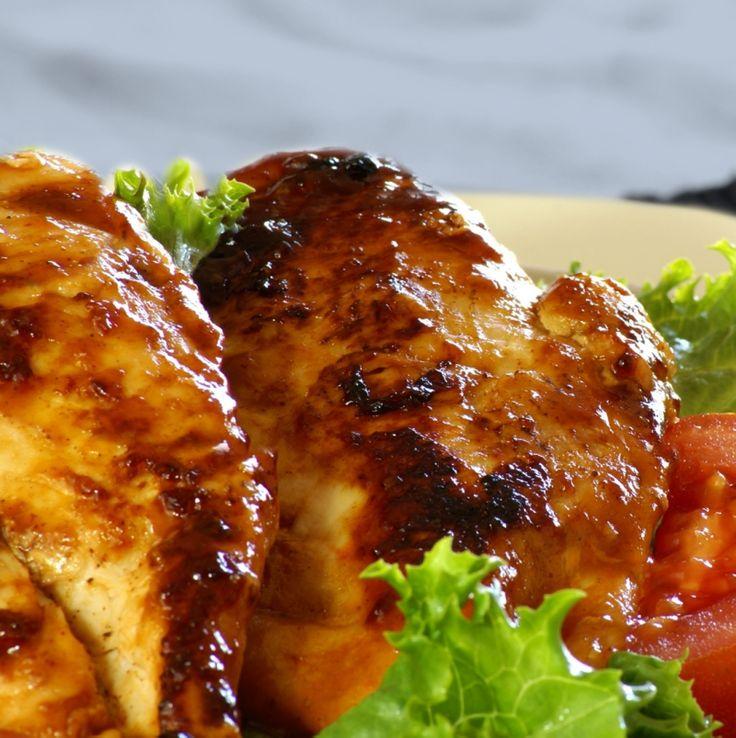 Saladmaster Barbecue Chicken