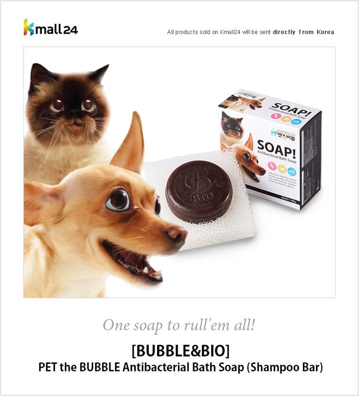 We present you the best way to protect the skin of your pet!  A soap which provides protection against almost every bug harmful to your pet, and best of all leaves your pet smelling good (not like roses though) ▶ Shop here : http://bit.ly/1I8LUUv Kmall24 ‪#‎petthebubble‬ ‪#‎antibacterial‬ ‪#‎pets‬ ‪#‎shampoobar‬